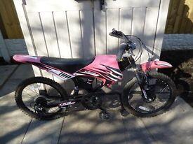 Kids bike 6 gears