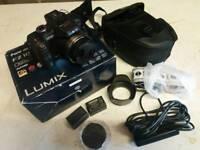 Panosonic lumix FZ100 camera