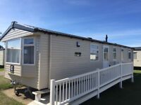 Great Yarmouth havens seashore 3 bed c/h d/g 8 berth family site ramp dog frienldy