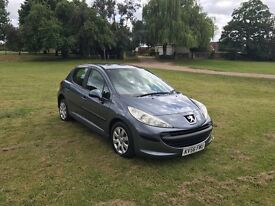 2006 56 Peugeot 207 1.4 16v. Full service history, great condition!