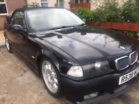 BMW M3 EVOLUTION CONVERTIBLE E36