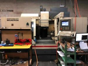Cincinnati Milacron Lancer-1000 CNC Vertical Machining Center