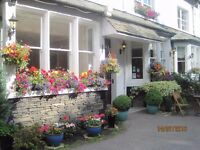 Live in General Assistant required for small Windermere Hotel in the Lake District