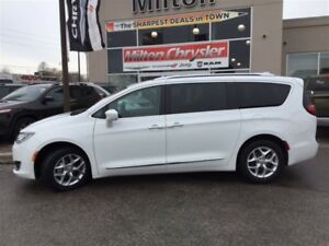 2017 Chrysler Pacifica TOURING L+|LEATHER|DUAL DVD|BACK-UP CAMER