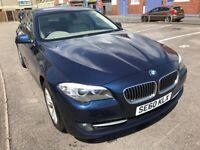 2010 BMW 5 Series 520d F10 Auto 65K