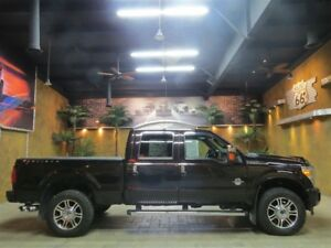 2014 Ford F-350 Platinum Powerstroke - Roof, Nav, R.Start