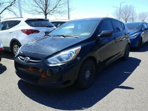 2015 Hyundai Accent GL + CLIMATISATION + BLUETOOTH