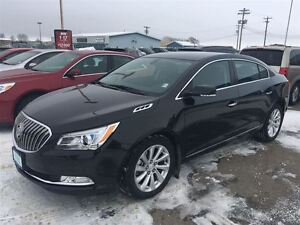 2014 Buick LaCrosse CLAIMS FREE/HEATED LEATHER SEATS/ONE OWNER