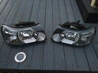 Headlamps for Freelander 2
