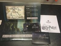 Harry Potter Studio Tour Ticket x2, bank holiday weekend