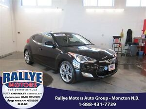 2012 Hyundai Veloster Tech! Sunroof! Nav! Alloy! Heated!