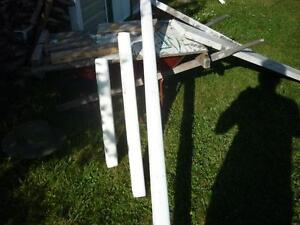 11FT. - 3IN. OLD FASHIONED STAIR RAILING