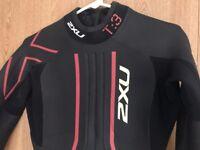 2XU Mens T:3 Team Wetsuit / Large Tall Men Triathlon Wetsuit 2XU