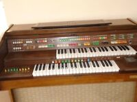 Elka 30 Electric Organ - good condition and working order. .