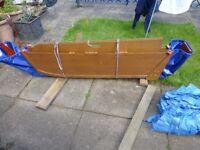 8.6. Ft. 1 Man Folding boat.