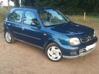 NISSAN MICRA BLUE BREAKING ALL PARTS AVAILABLE