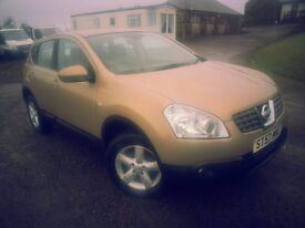 Nissan Qashqai 2008 1.5Dci Immaculate Condition After a full service