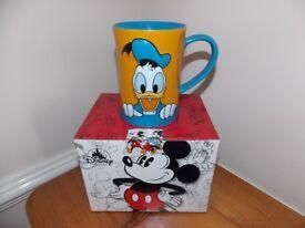 Donald Duck Disney Mug
