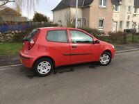 Cheap car! Fiat punto active 1.2 8v. Full mot!