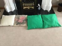 4 Cushions - Only £1 for all 4!