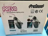 Maplins preva prosound light