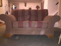 Pair of 2 Seater Sofas