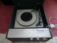 Rare Tonesta Conquest Dansette Record Player