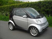 smart city passion auto convertible just been serviced new mot