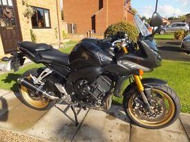 Yamaha FZ1, Fazer 1000, 2009, milage 8543 in great condition