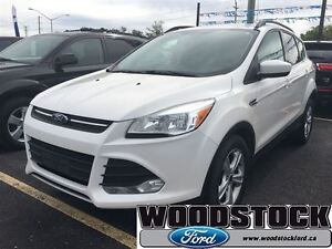 2014 Ford Escape SE, NAVIGATION, LEATHER