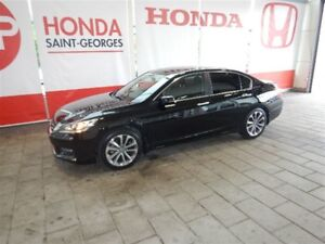 2014 Honda Accord SPORT MAG CAMERA BLUETOOTH GARANTIE PROLONGÉE