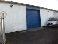 FULLY EQUIPPED GARAGE IN LIVINGSTON