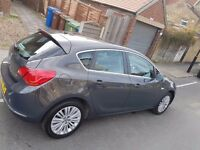 Vauxhall astra 2015 1.6 5door low mileage