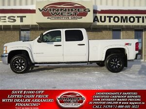 2008 Chevrolet SILVERADO 2500HD LT2 CREW Z71 OFF ROAD 4X4 **DURA