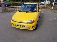 Fiat Seicento Sporting 450 ONO