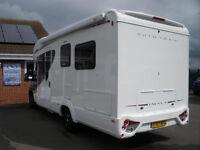 2017 Fiat Auto-Trail Imala 734 Coachbuilt 2.3 130bhp PAS