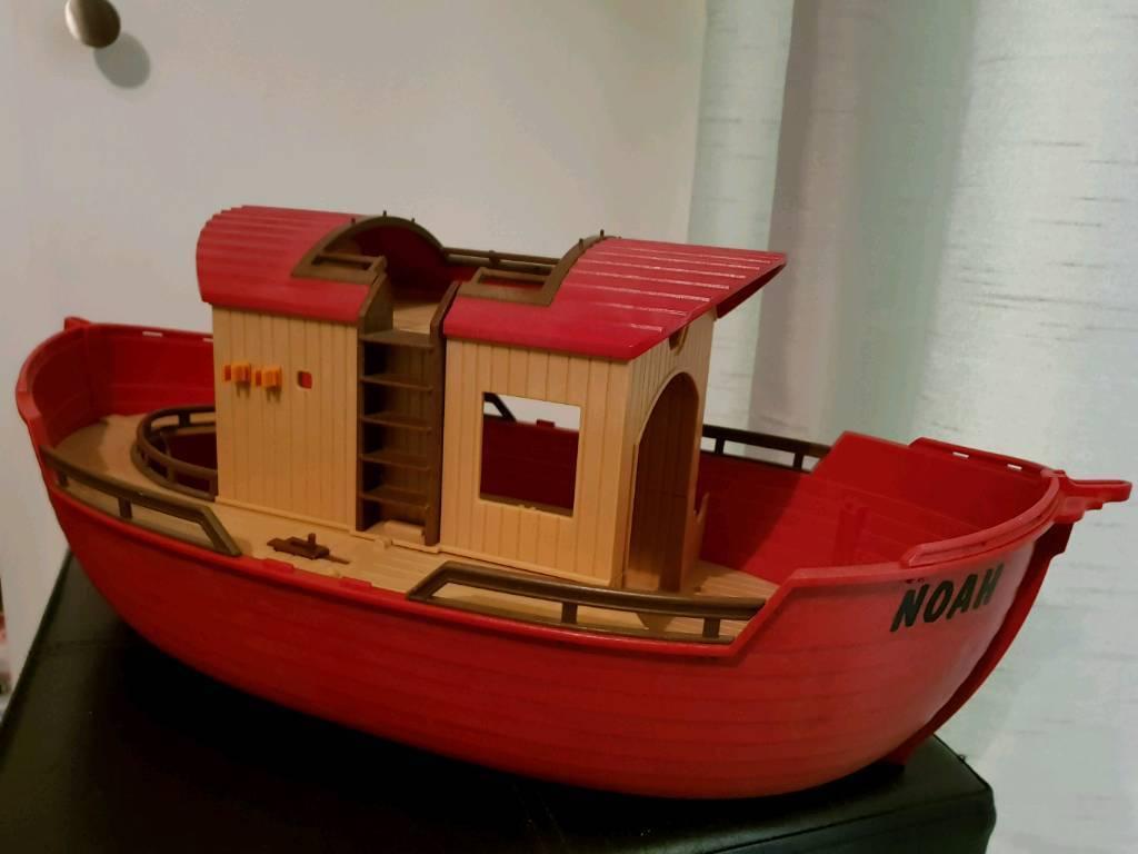 Noahs ark playmobil