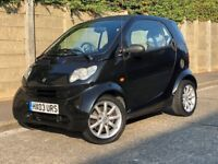 Smart Car 450 Only £30 to tax a year