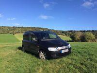 Fiat Multipla Dynamic JTD 1.9 Diesel