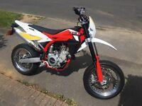 SWM sm500r supermoto