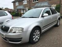 Skoda superb 2.5 tdi auto 2007/57 currently insured and taxed NO OFFERS