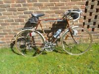 Raleigh Magnum Touring Bicycle