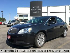 2014 Buick Verano LEATHER / CLOTH | NO ACCIDENTS Kitchener / Waterloo Kitchener Area image 1