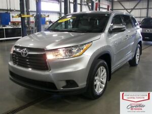 2015 Toyota Highlander LE FWD