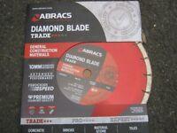 Brand New Diamond Blade For Concrete , Stihl Saws