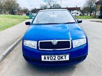 Skoda Fabia 1.3 AUTO 47K 10 Month mot/CAMCHAIN 1 Lady Owner From New! £1165