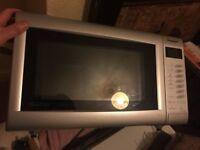 Broken Panasonic Combi Microwave NN-CT565M