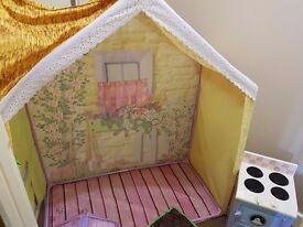 Dream Town Puppy Lane Cottage Playtent