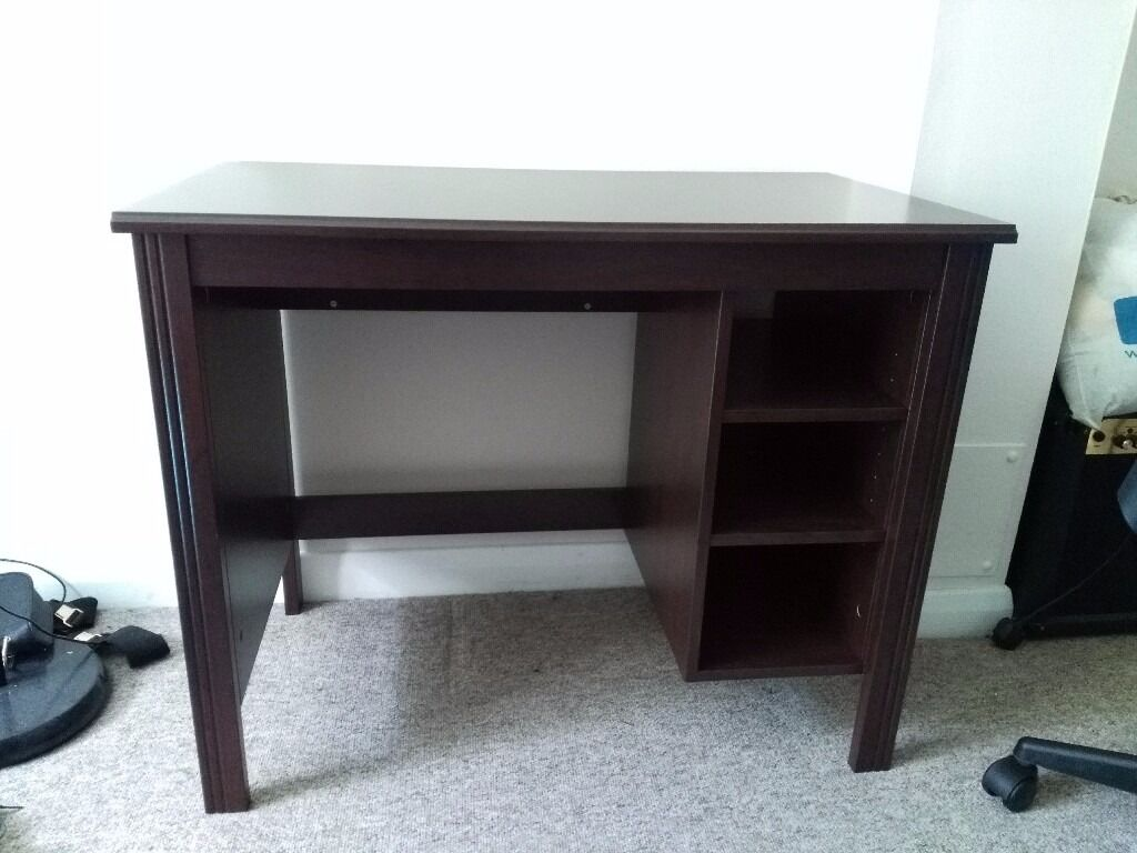 Ikea brusali desk and alrik swivel chair in bradley stoke
