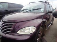 BREAKING ----Chrysler PT Cruiser 2148cc L Diesel ---- 2004